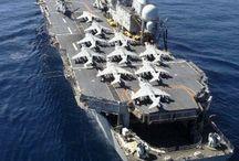navi militari e civili internazionali
