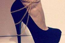 Full erotic high heels