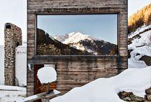 Mountain archi