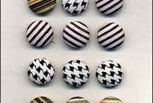 Buttons Galore: Brilliant Brads / Our Brilliant Brads, products and projects. / by Buttons Galore and More