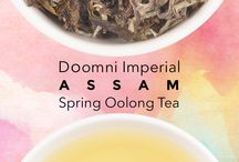 Assam Teas / Teas grown in the north-eastern state of Assam in India are referred to as Assam Teas. Assam is the largest tea growing region in India and is known to produce strong and full-bodied teas with a unique malty character.