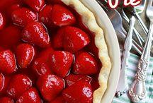 Baked goodness | Pie / Pie / by AJ J