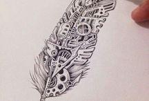 Tatoo dessin