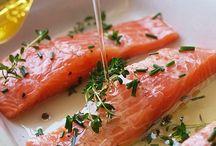 Food: Seafood.