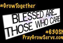 #BlessedAre (Beatitudes)