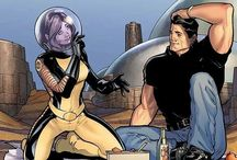 My Favorite Comic Book Couples!