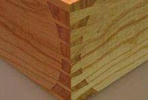 dřevo