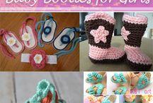 booties, beanies & headbands