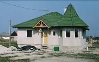 Földszintes készházak