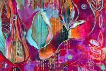 Intuïtieve painting