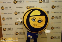 Our Mascot...Trend-E / by Empire Beauty Schools