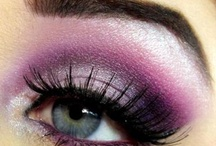 Beautiful Make-Up Applications / by Monica Vaughn
