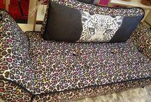 Couch / viel Möglichkeiten für eine Couch