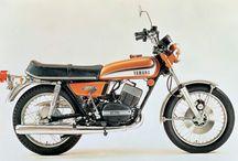 Yamaha Bikes / by Graham Shea