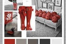 Lounge colour schemes