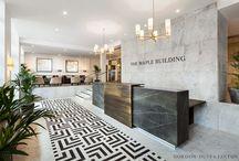 Interior - Lobby Reception