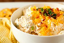 salads,dips and appetizers  yummo / by Tammy Smith