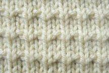 Vzory pletení, hackovani