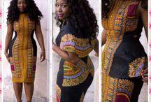 Afrikaanse jurken