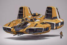 Ships concept