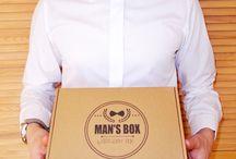 Man's Box - pudełko z prezentami dla mężczyzn