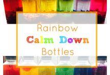 calm down bottles