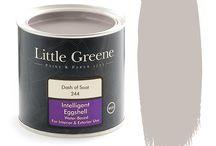Peinture Little Greene Dash of Soot