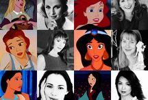 I caved and made a Disney board.... / by Adele Gabriel