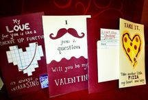 Valentine's Day Crafts / A curation of cute & sappy Valentine's Day cards, crafts & DIY projects. I Heart this holiday! / by Beltway Bargain Mom