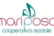 Mariposa / Logo della Cooperativa Mariposa