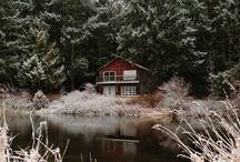 Cabins & Tiny Homes / Cabins, tiny homes and wild retreats
