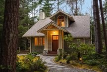 Exterior house design / by Hannah Pershall Hantho