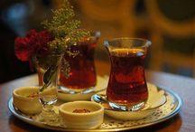 Çaylar / Gülçin ağsar ve demlediği çaylar hakkında olaiblir mesela