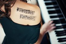 Tattoos! / by Amber Waggoner