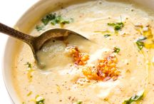 Cauliflower soup