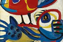 Kunst * Art * Karel Appel
