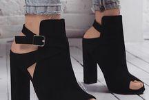 Bottines / Boots Hiver ❄️