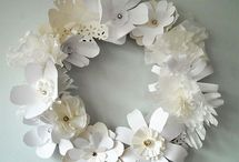 paper decor / home or party decorations