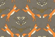 repetition / Wallpaper and fabric loves