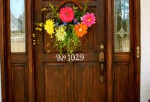 Front Door Ideas / by Nichole Neal Richards