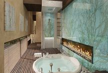 Lovely Bathrooms / by von Hemert Interiors