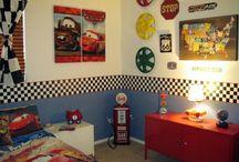 Toddler bedroom ideas (boys)