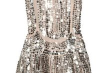 Sequins & shiny things / I'm all about the sequins, baby!