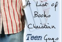 Books to read {for teen boys}