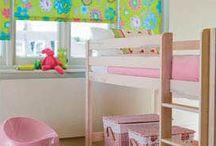 Blinds for the Bedroom - Kids / Colourful bedroom blinds to suit kids bedroom