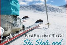 Ski workouts