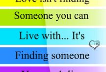 Quotes to Live, Laugh, and Love By