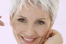 Pixie Haircuts for over 50 / I love Pixies!