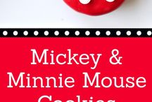 Mickey and Minnie wedding/engagement