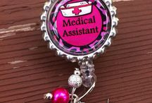 Medical assisting!!!  / by Mercedes Harless
